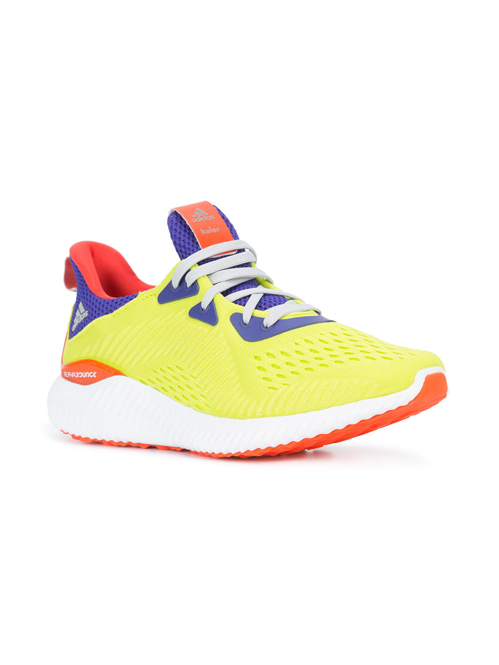 Yellow Alphabounce Trainer | CQ0303