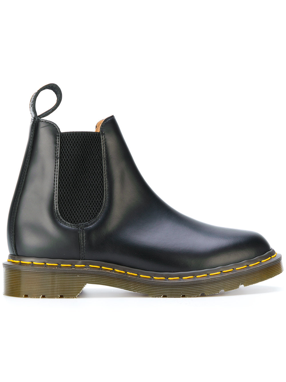 Leather Rubber Sole Boots | W20SH01
