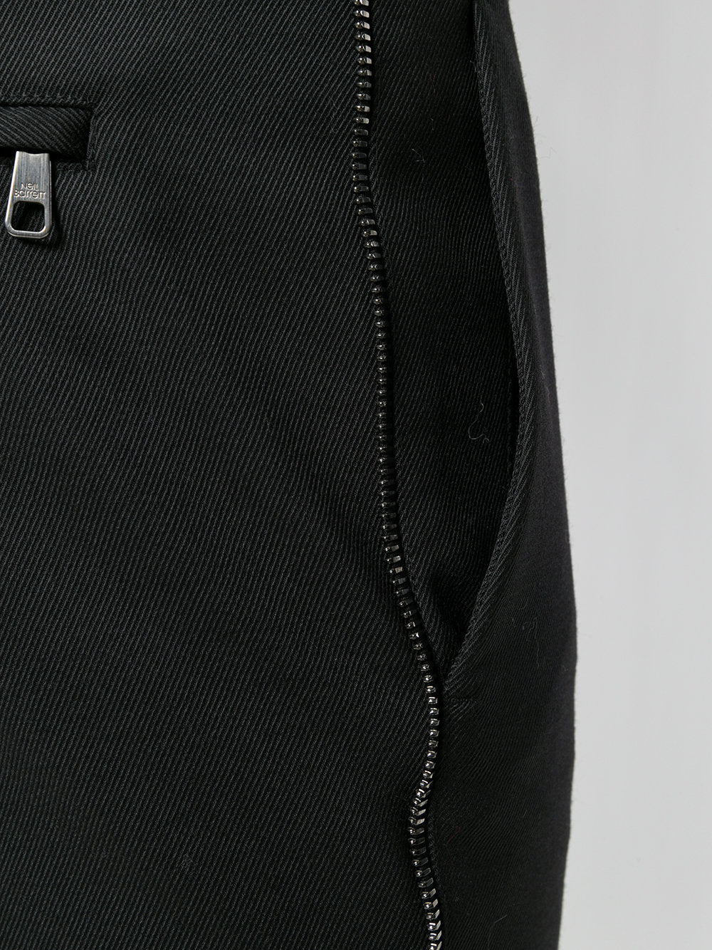 Zipper Detail Trouser | BPA433-F063