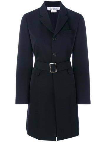 Belted Fitted Coat | RT-J009-051