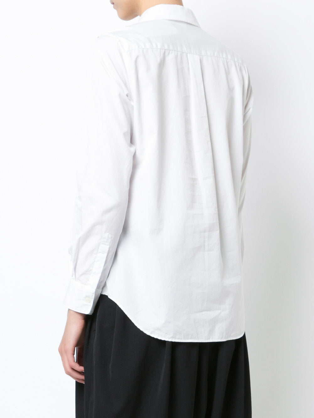 Long Sleeve Collared Blouse | RT-B004-051