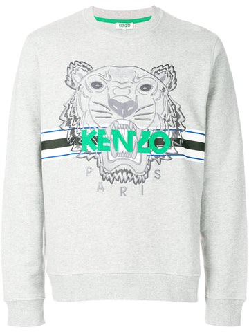Tiger Graphic Print Sweatshirt | F855SW0784XA SPORT TIGER