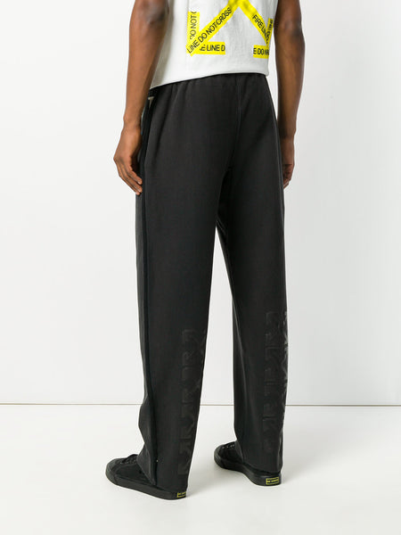 LOOSE FITTING TRACK PANT  | OMCH002S188750491010