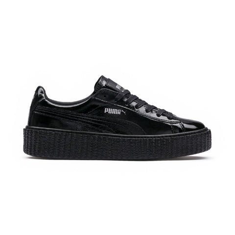 Fenty Patent Leather Creeper | 364465 CREEPER CRACKED LEATHER