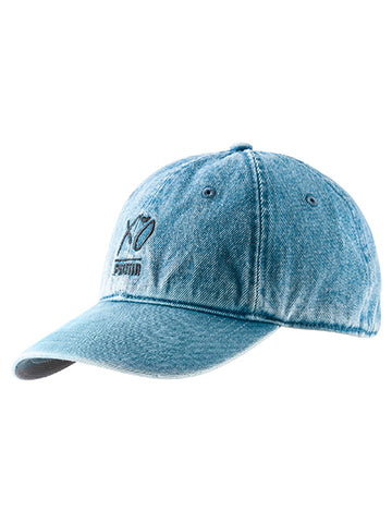 Denim Cap | 02161101 XO DENIM CAP