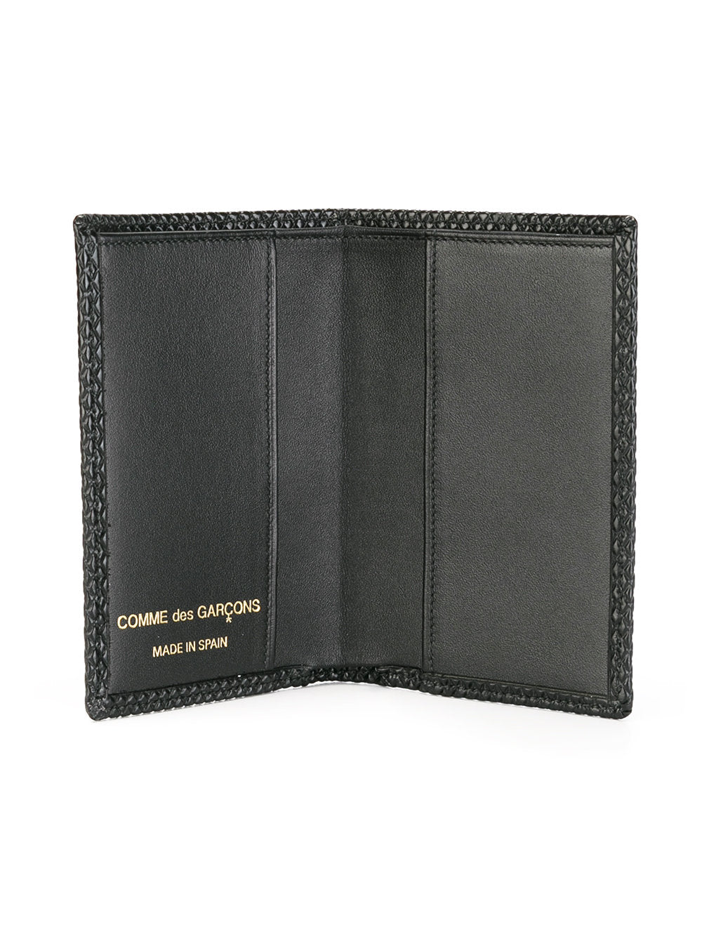 Diamond Grain Billfold | SA6400LG BLACK