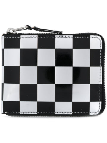 Checkered Zip Wallet | SA3100GA CHECK