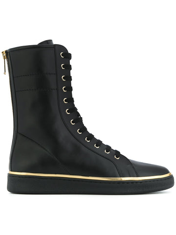 Black High Top | W7HA309Z028