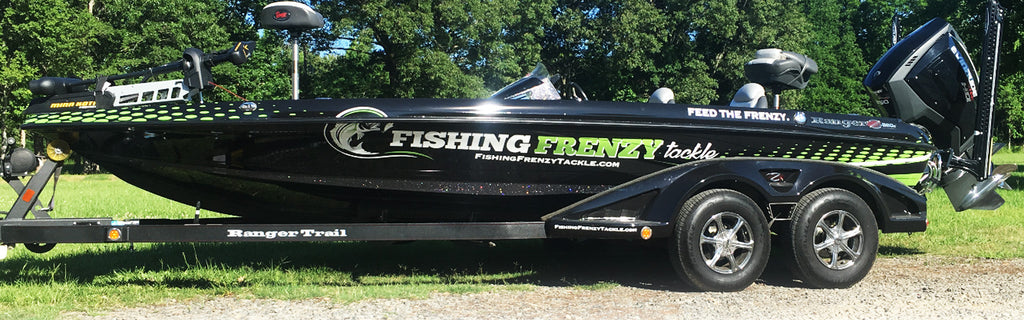 Fishing Frenzy Tackle launches new website Powered by Pro Sites Unlimited