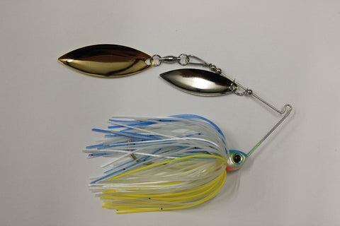 Tru-Trac Collar Weighted Spinnerbait