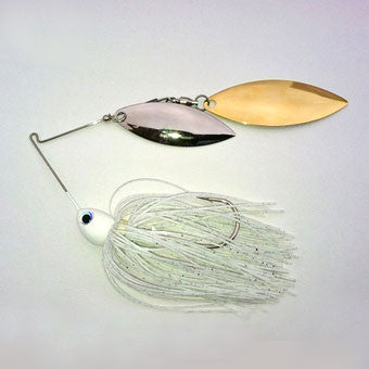 Santone M-Series Spinnerbaits - Double Willow