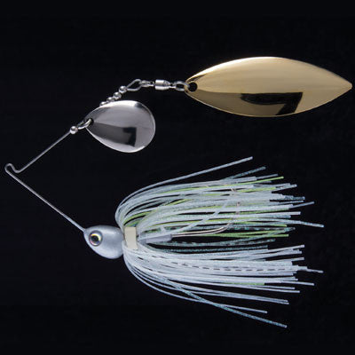 Santone M-Series Spinnerbaits - Colorado Willow