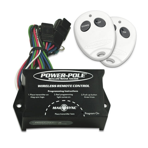 Power-Pole Remote Control Unit