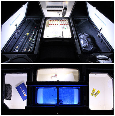 BluewaterLED - Standard Boat Compartment LED Package