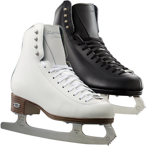 Riedell Model 33 Diamond Jr. Skate Set - The Sharper Edge Skates