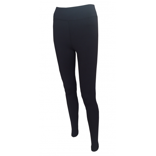 Black Extra Warm Skating Pants - The Sharper Edge Skates