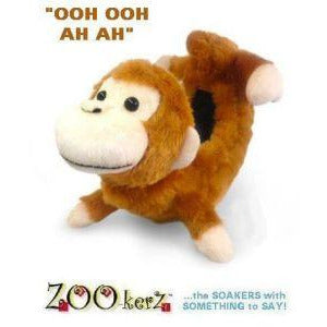 Zookerz Monkey - The Sharper Edge Skates