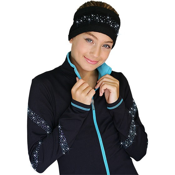 ChloeNoel - Polar Fleece Headband - The Sharper Edge Skates