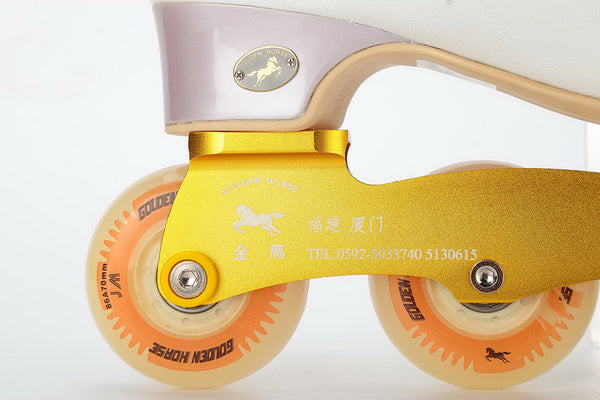 Golden Horse Inline - The Sharper Edge Skates
