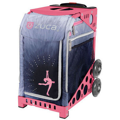 Ice Dreamz Lux Zuca Bag - The Sharper Edge Skates