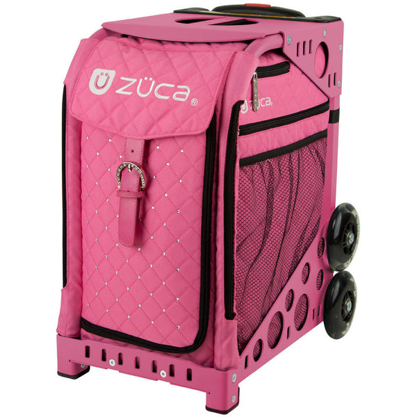 Pink Hot Zuca Bag - The Sharper Edge Skates