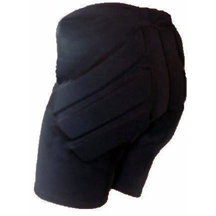Silver Lining Padded Shorts - The Sharper Edge Skates