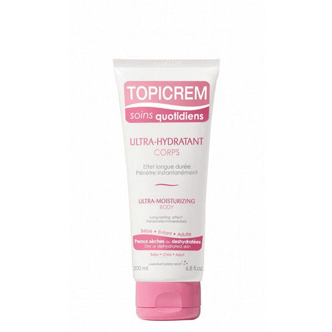 Topicrèm Ultra Hydratant Lait Corps 200ml