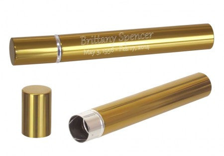 Gold/Silver Scattering Tubes