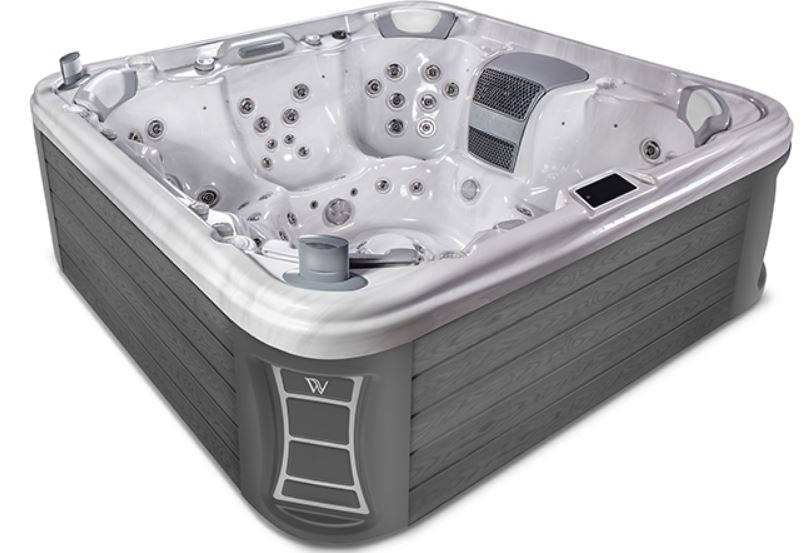 Wellis Mont Blanc 7 bucket seat hot tub