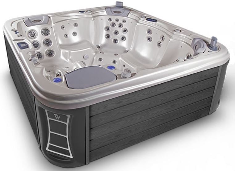 Wellis Monte Rosa 6 seat hot tub