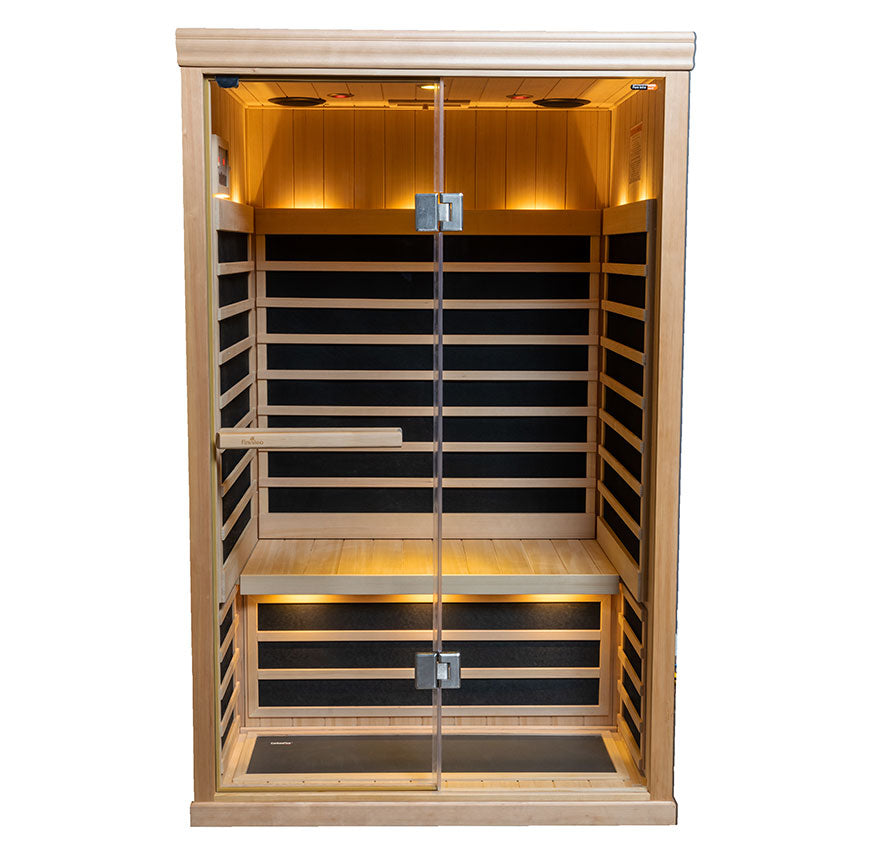 S-820 Low EMR/Low EF Infrared Sauna