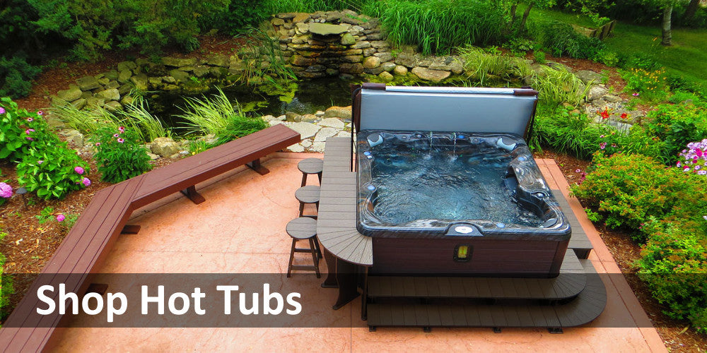 Click to see all hot tubs for sale