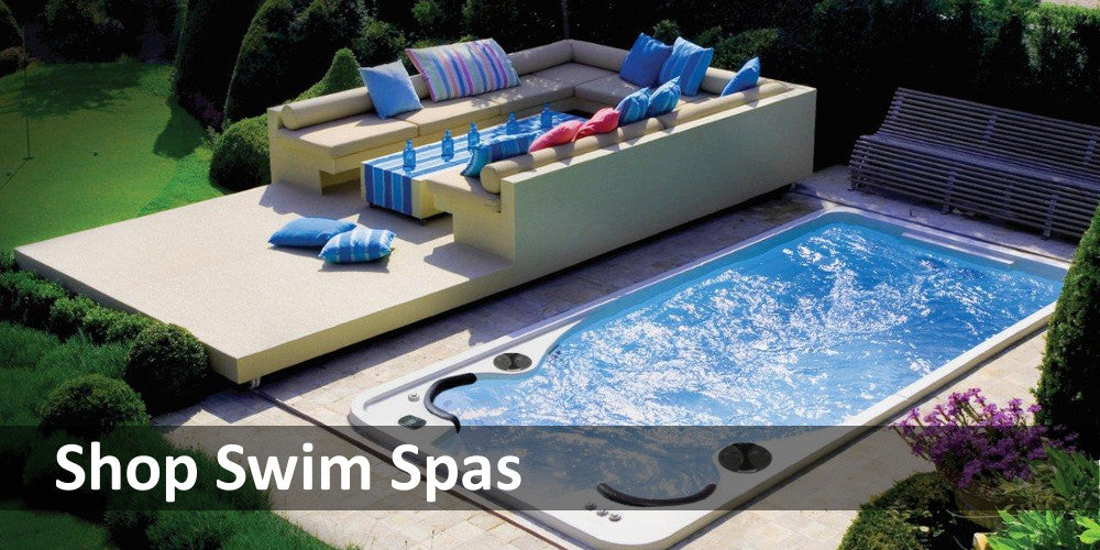 Click to see all swim spas for sale