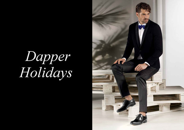 Dressing sharp this holiday season