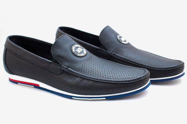 Terry Nero Zaffiro Loafer