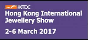 TMW Jewels at the Hong Kong International Jewelry Show. March 2 - 6, 2017