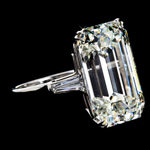 14.42 Carats of Sheer Sophistication by Harry Winston