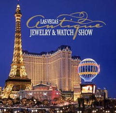 TMW Jewels Co at The Las Vegas Antique Jewelry & Watch Show - June 2-5