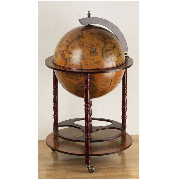 Antique Globe Kassel Replica - BINTBIZ