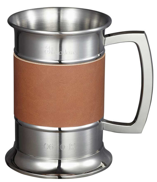 Stainless Steel Beer Tankard 18 Oz - BINTBIZ