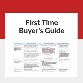 freedom session first time buyers guide