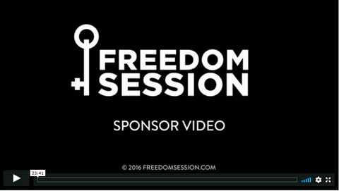 Freedom Session Sponsor Orientation video
