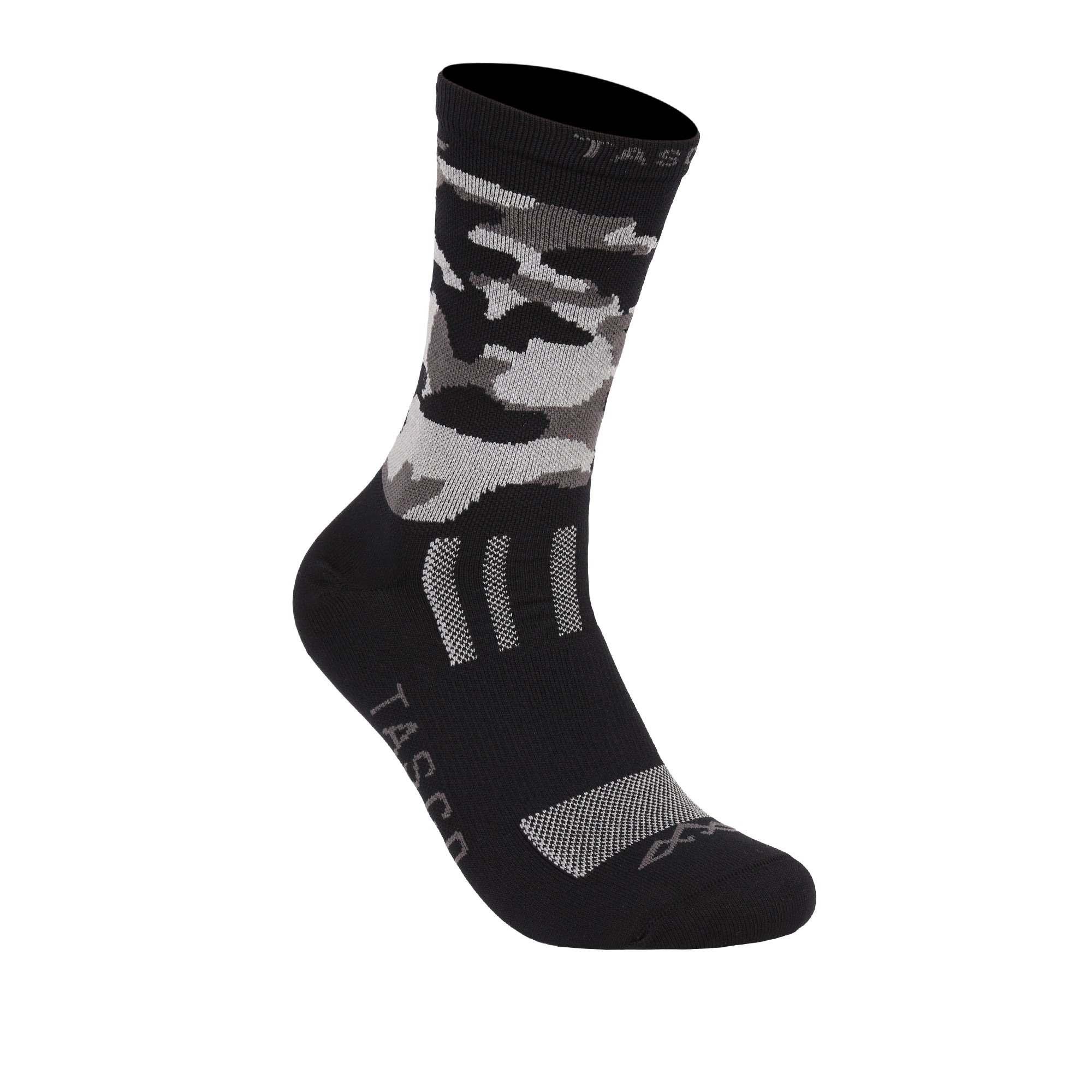 Surplus Double Digits MTB Socks - Grey Camo