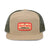 Industry Patch 7 Panel Trucker Hat - MTB Lifestyle | TASCO MTB