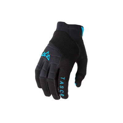 Pathfinder MTB Gloves - Cyan