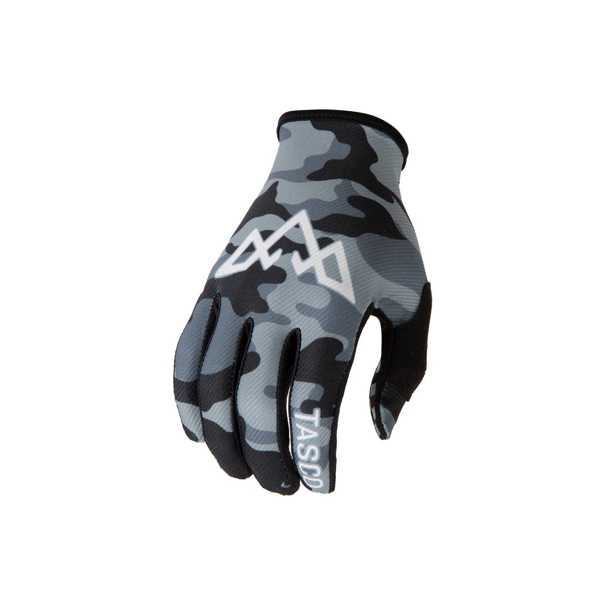 Surplus Double Digits MTB Gloves - Grey Camo - MTB Lifestyle | TASCO MTB