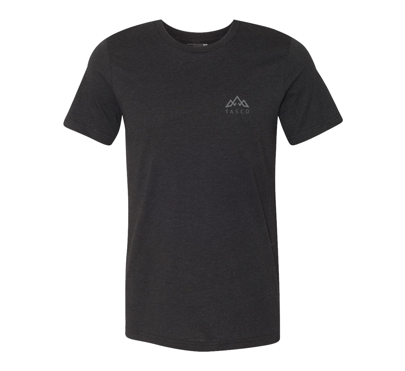 Standard T-Shirt S/S - Mens - Black & Grey