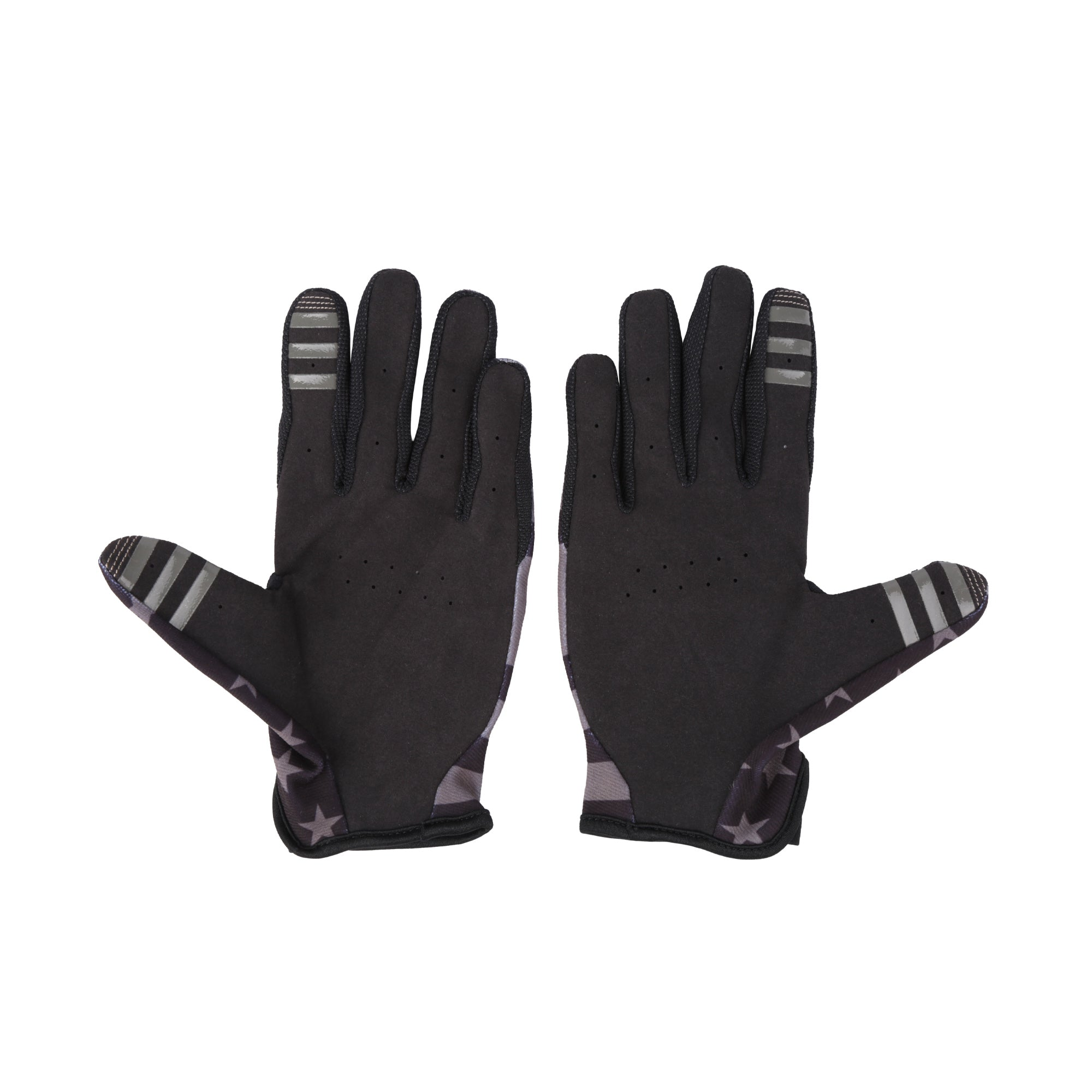 Ridgeline MTB Gloves - Black Flag
