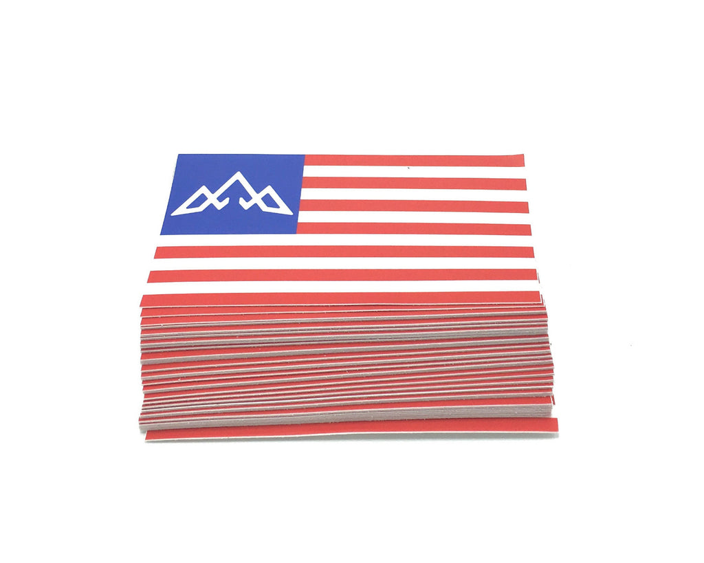INDIVISIBLE FLAG STICKERS
