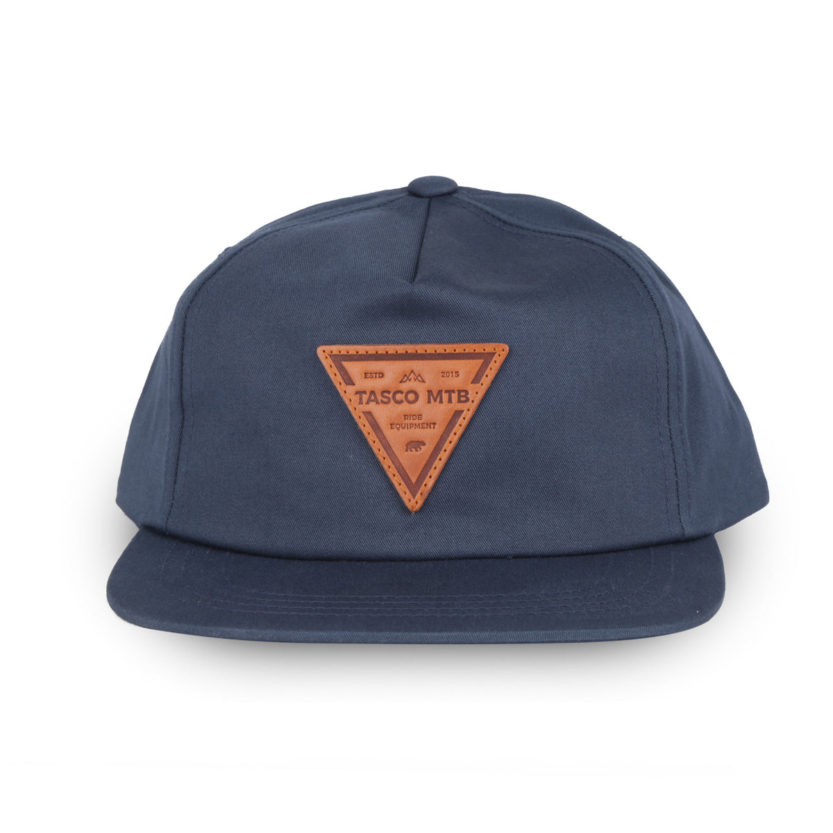 Leather Patch Triage Hat